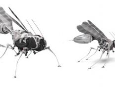 Deep3DFly: the deep-learning way to design fly-like robots